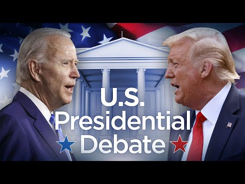 US election: Trump, Biden face off in final presidential debate | LIVE