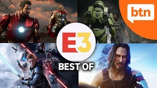 Best of E3 Highlights: Star Wars, Streaming & Keanu Reeves – Today's Biggest News