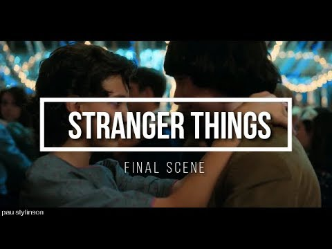 Every Breath You Take || Stranger Things 2 (Final Scene)