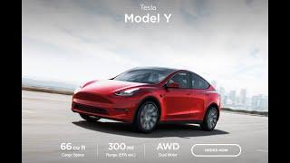 #53 Tesla Model Y a SuperCharger V3