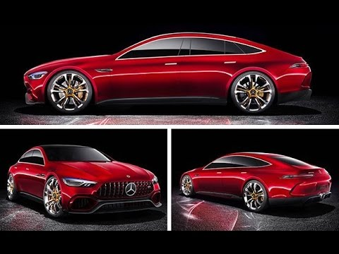 2017 mercedes amg gt 4 door coupe price specifications powerpoint overview top speed. Black Bedroom Furniture Sets. Home Design Ideas