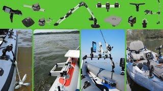 видео Аксессуары для лодок: купить, тюнинг, оборудование