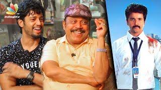 Sivakarthikeyan the real MASS hero : Thambi Ramaiah & his Son Umapathy Interview | Velaikaran