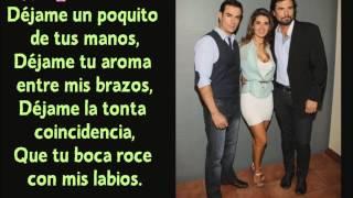 Ricardo Montaner ft India Martínez - Déjame Soñar (Letra)