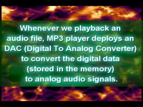 How does MP3 Player work