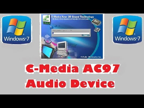 C-MEDIA CMI9761A 6-CHANNEL AUDIO CODEC DRIVERS FOR WINDOWS