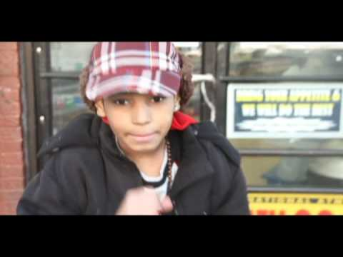11 YEAR OLD RAPPER E BLADE A MILLI