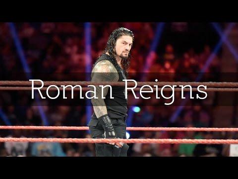 WWE: Roman Reigns Custom Titantron 2017