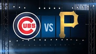 4/21/15: Cubs rally for three in 9th to sink Pirates