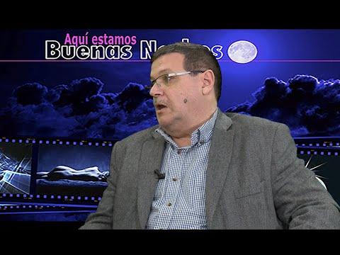Buenas Noches - Entrevistado: Manuel Pérez Soto - 11-12-14