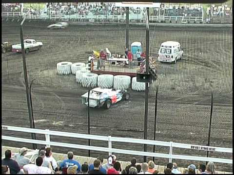 Macon Speedway Shrine 50 Late Models full show 8 28 2010