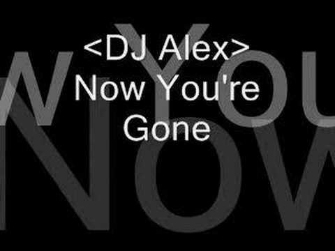 Now you're Gone - Dj alex