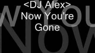 Watch Dj Alex Now Youre Gone video