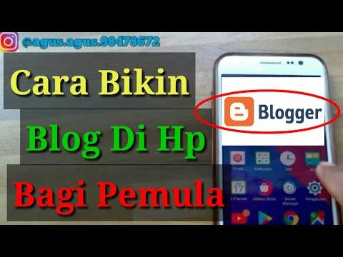 Membuat Website Movie Di Blogger (Part 1) - Belajar Website Untuk Pemula.