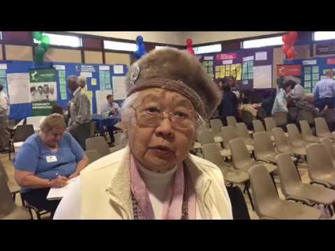 Fremont Age-Friendly Community Dialogue April 13, 2017
