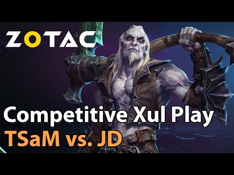 ► Heroes of the Storm XUL Pro Gameplay: TSaM vs. JD - ZOTAC Monthly Final