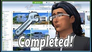 The Sims Info/Thoughts: Gallery Maintenance Complete, Guru Garage Livestream Next Week!