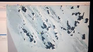 fallen angels frozen in antarctica