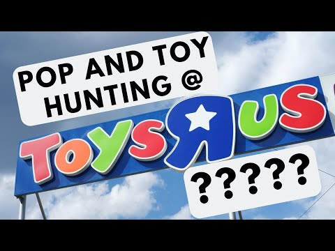 POP Hunting At TOYS R US!!!!