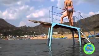 Hài hước ^^^^ những pha tai nạn khó đỡ khi đi bơi^^^^^