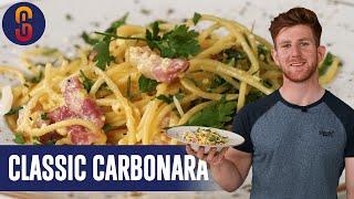 HOW TO MAKE CARBONARA