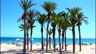 Villajoyosa, Costa Blanca, Alicante, Spain Travel