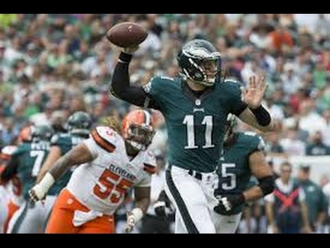 Tim Couch Syndrome: Eagles vs Browns Week 1 Recap