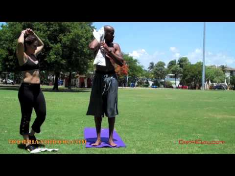 Full Off-Court Workout #1: Yoga/Pilates for Basketball w/ Maria Sollon | @DreAllDay