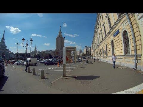 От Ленинградского вокзала до Белорусского