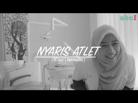 Underwater Hockey Web Series - Nyaris Atlet EPS 3 (Indah Vidyanti)