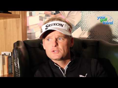Soren Kjeldsen talking about where he recommends playing in Scandinavia
