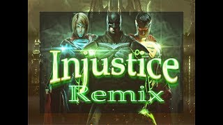 Injustice 2 Theme Remix x Frantic Mode @JMinisMckenny