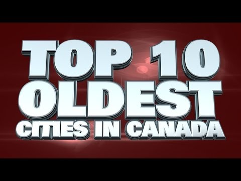 10 Canadian Cities with the most Seniors 2014