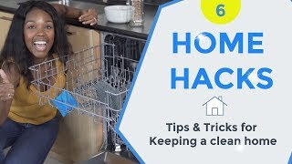 Home Hacks For Lazy People
