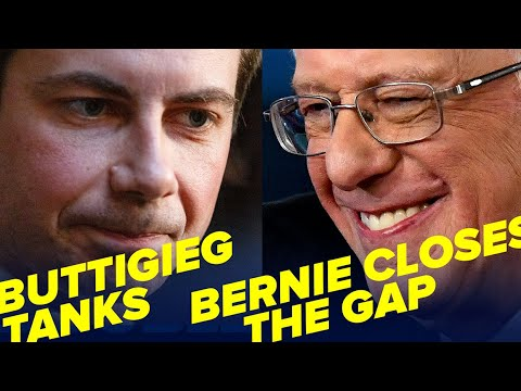 SHOCK Poll: Buttigieg support drops to 1%