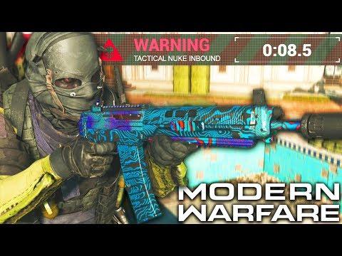 Modern Warfare: The OVERPOWERED GRAU 5.56! Better Than M4A1! (TACTICAL NUKE)