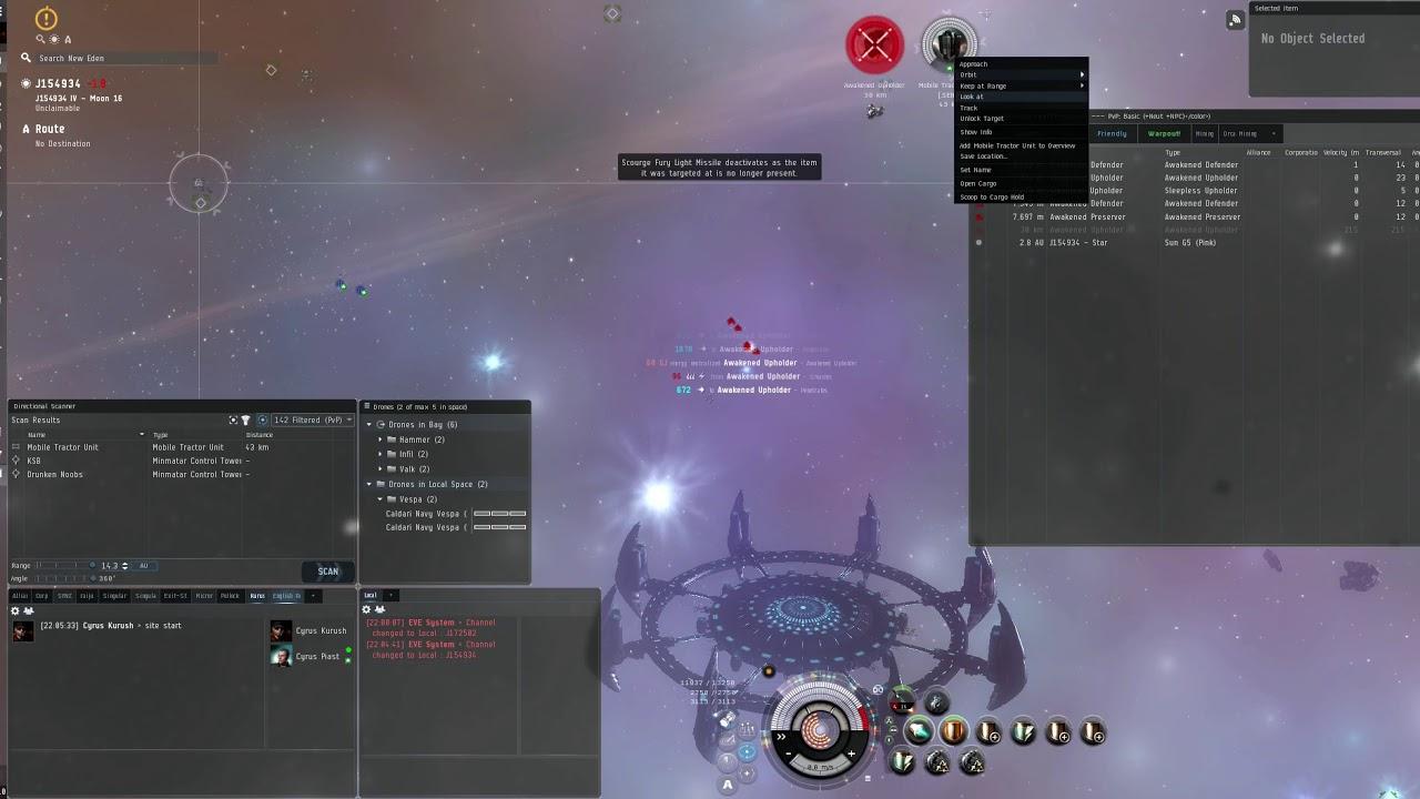 C3 Anomalies - EVE Online » Krypted Gaming