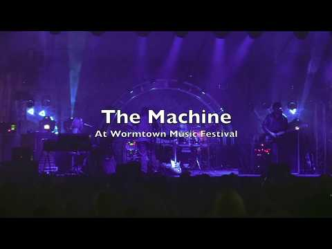 The Machine at Wormtown Music Festival 2019~09~13