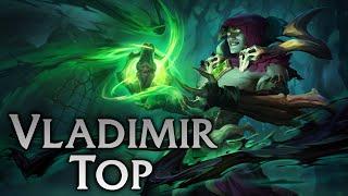 League of Legends | Soulstealer Vladimir Top - Full Game Commentary