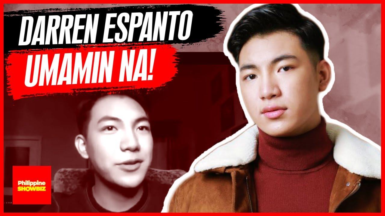 Darren Espanto, Inamin ang totoo! bakla nga ba sya?