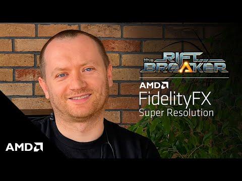 Разработчикам очень просто внедрить технологию AMD FidelityFX Super Resolution (FSR) в игры