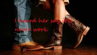 You Promised lyrics Brantley Gilbert