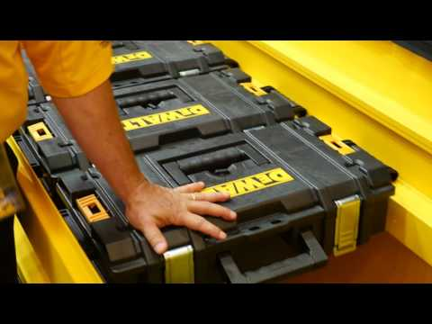 Dewalt ToughBox Jobsite Boxes Intro