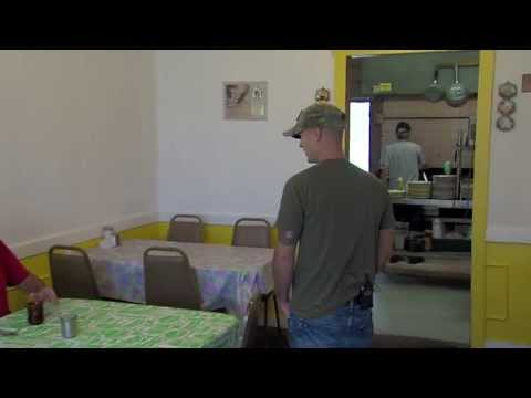 Marine surprises dad for Father's Day 2013