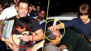 (Video) जब Bollywood Stars से मांगा भिकारी ने पैसा | Salman Khan, Shahrukh Khan, Malaika, Ranveer