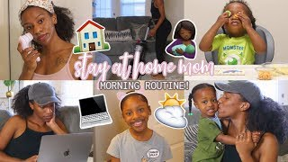 MORNING ROUTINE 2019 | MOM OF 2