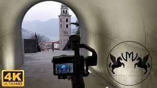 Lugano City ¦ Ticino ¦ Switzerland ¦ 4K ¦ Sony alpha 6300 and Zhiyun crane plus training