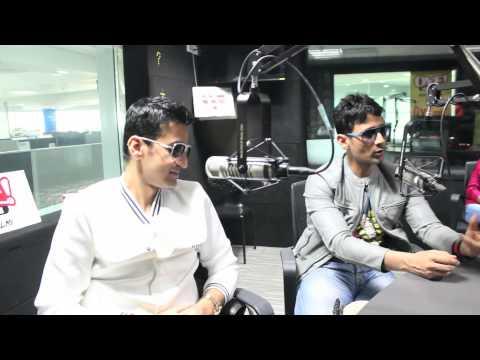 MEET BROTHERS INTERVIEW @ 104.8 OYE FM BY RAAJ JONES