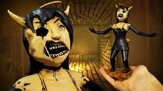 Скачать Making Alice Angel From Bendy And The Ink Machine Chapter 3