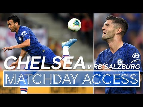 Insane Pedro Backheel 😮 Pulisic Double Strike! | Chelsea 5 - 3 RB Salzburg | Unseen Extra